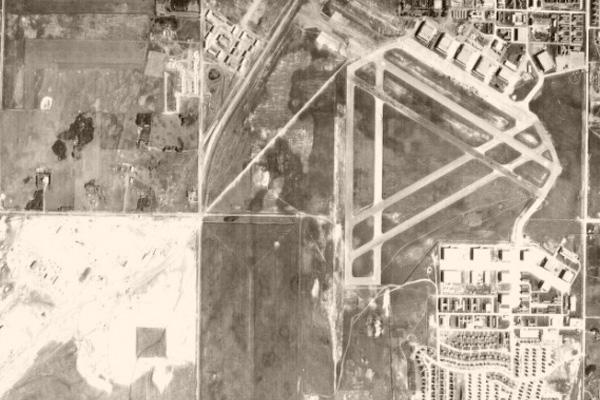 RCAF Station High River